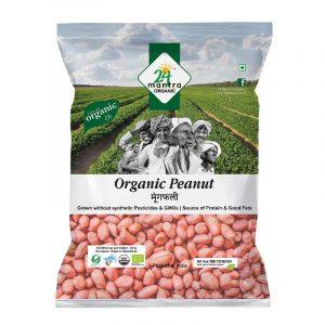24 Mantra Organic Peanut 500 g