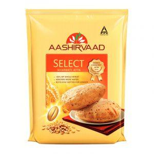 Aashirvaad Select Premium Sharbati Atta 5 kg