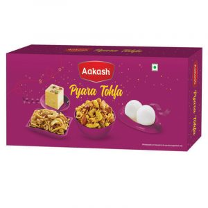 Aakash Pyaara Tohfa Gift Pack 1 kg