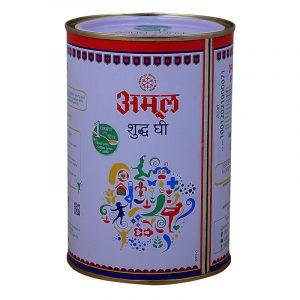 Amul Ghee Pure, 1 L Tin