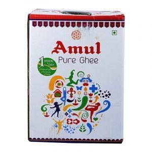 Amul Ghee Tin, 15 kg