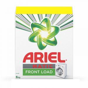 Ariel Detergent Powder Front Load, 4 kg