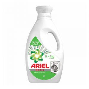 Ariel Matic Front Load Liquid Detergent 2 L