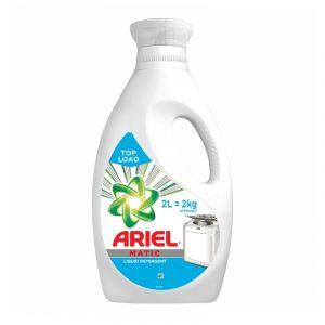 Ariel Matic Top Load Liquid Detergent 2 L