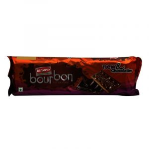 Britannia Bourbon Treat Biscuit 150 g