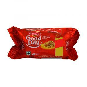 Britannia Good Day Cashew Biscuits 58 g