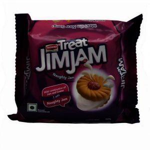 Britannia Jimjam Treat Biscuits 150 g