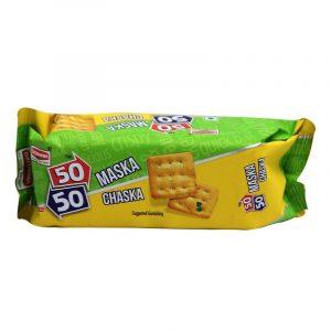 Britannia 50-50 Maska Chaska Biscuit 50g