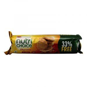 Britannia Nutrichoic Digestive Biscuits 100G+50G Extra