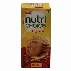 Britannia Nutrichoic Digestive Biscuits 250 g