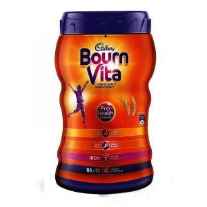 Cadbury Bournvita Chocolate Health Drink Jar, 200 g