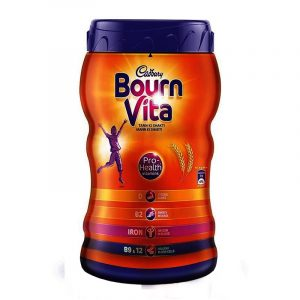 Cadbury Bournvita Chocolate Health Drink Jar, 500 g