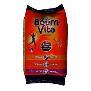 Cadbury Bournvita Chocolate Health Drink Pouch, 1 kg