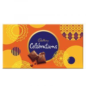 Cadbury Celebration Assorted Chocolates Gift Pack 135.7 g