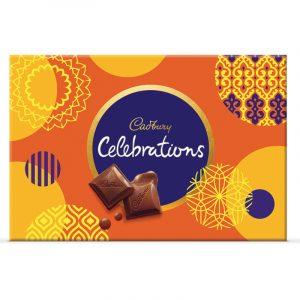 Cadbury Celebration Gift Pack 183.6 g