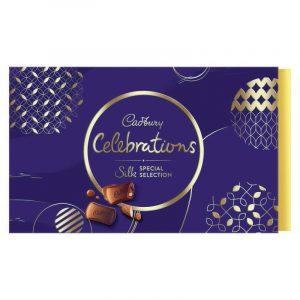 Cadbury Celebrations Silk Chocolate 233 g