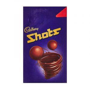 Cadbury Dairy Milk Shots 58 N (Rs. 2 Each)