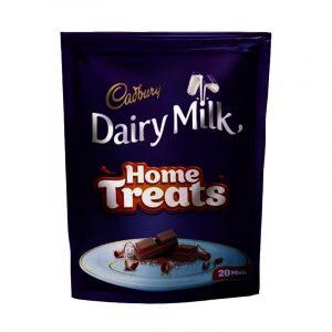 Cadbury Home Treat Dairy Milk Chocolate 126 g