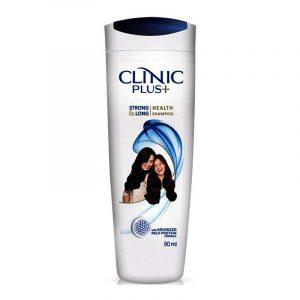 Clinic Plus Strong & Long Hair Shampoo 80 ml