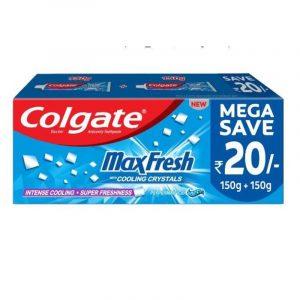 Colgate Max Fresh Blue Toothpaste 300 g