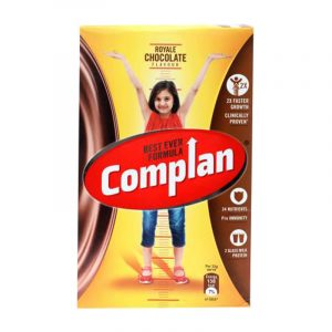 Complan Chocolate Health Drink Refill, 1 kg