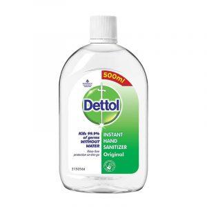 Dettol Hand Original Sanitizer 500 ml