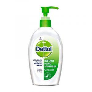 Dettol Hand Sanitizer 200 ml