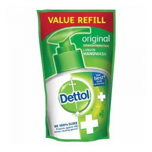 Dettol Original Liquid Hand Wash Refill, 175 ml