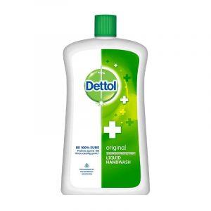 Dettol Original Liquid Hand Wash Refill, 900 ml