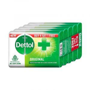 Dettol Original Soap 4 N (75 g Each)
