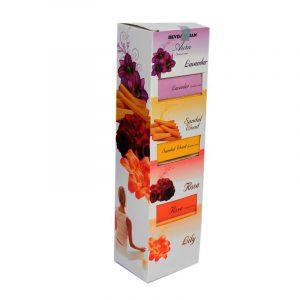 Devdarshan Aura Mix Dhoop Cones 12 N (20 Cones Each)