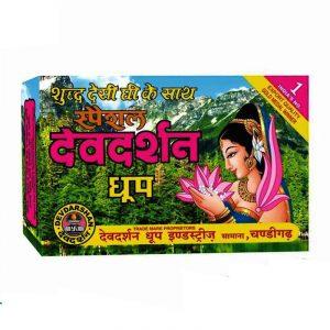 Devdarshan Large Dhoop 12 N (20 Sticks Each)