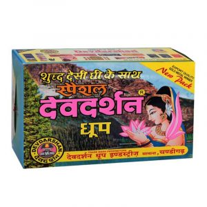 Devdarshan Small Dhoop 12 N (10 Sticks Each)