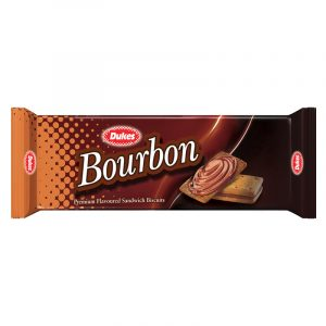 Dukes Cream 4 Fun Biscuits Bourbon, 150 g