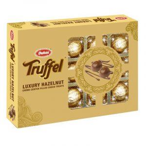 Dukes Truffel Hazelnut T9 Gift Pack 135 g