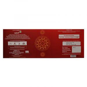 Eighty7 Gold Dry Fruit Gift Box 550 g
