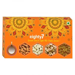 Eighty7 Supreme Dry Fruit Gift Box 800 g