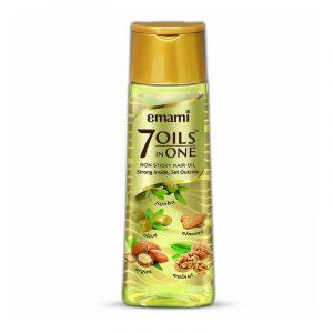 Emami Herbal Hair Oil 7 Oils in One 200 ml