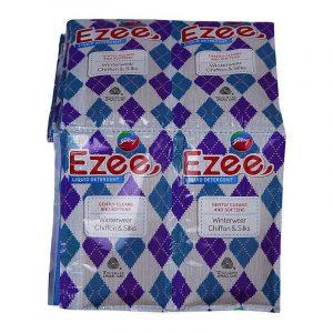 Ezee Liquid Detergent Sachets 36 N (20 g Each)