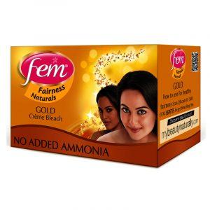 Fem Gold Fareness Bleach Crème 8