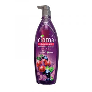 Fiama Di Wills Blackcurrant And Bearberry Shower Gel 500 ml