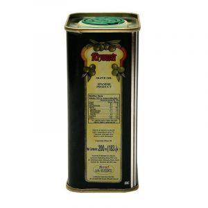 Figaro Pure Olive Oil Tin, 200 ml