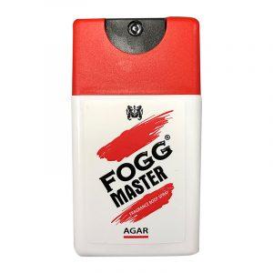 Fogg Master Agar Deo Spray Pocket, 25 ml