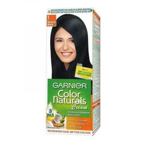 Garnier Colour Natural Black Hair Colour Shade No 1 35 ml + 30 g