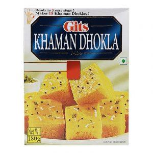 Gits Khaman Instant Mix 180 g