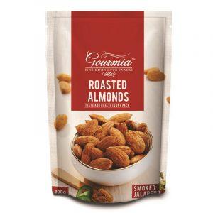Gourmia Roasted Almond Smoked Jalapeno, 200 g