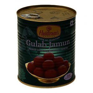 Haldiram's Gulab Jamun 1 kg