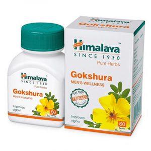 Himalaya Gokshura Tablets 60 N