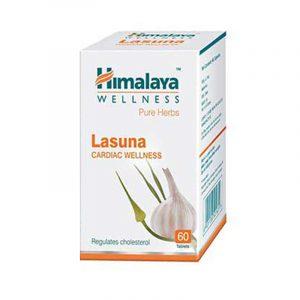 Himalaya Wellness Lasuna Tablets Pure Herbs, 60N