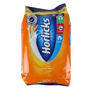 Horlicks Standard Health Drink Pouch, 750 g